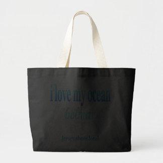jersey Shore Local, Love your ocean Tote Bag