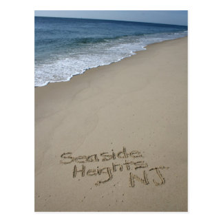 Jersey Shore Seaside Heights Postcard