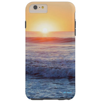 Jersey Shore Sunrise Tough iPhone 6 Plus Case