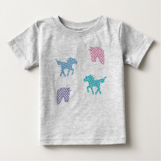 Jersey T-shirt of horses Karodesign