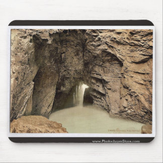 Jersey, the Devil's Hole, Channel Islands, England Mouse Pad