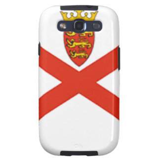 Jersey (UK) Flag Galaxy SIII Case