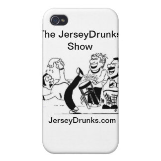 JerseyDrunks Show Iphone Case Cases For iPhone 4