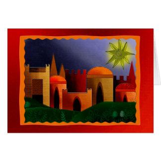 Jerusalem Card