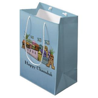 Jerusalem Chanukah Gift Bags