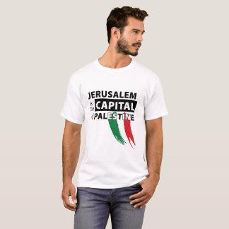 Jerusalem is the capital of Palestine T-shirt