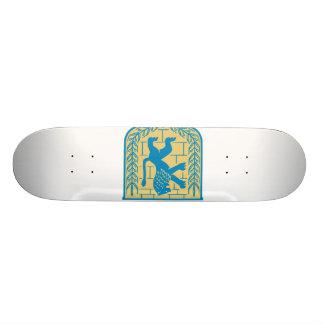 Jerusalem, Israel Skate Board Deck
