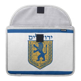 Jerusalem, Israel Sleeve For MacBooks
