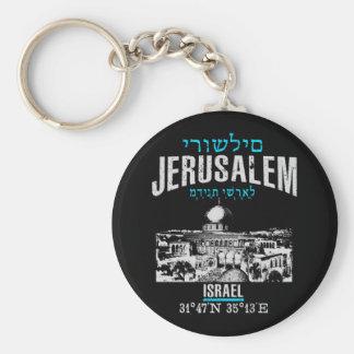 Jerusalem Key Ring