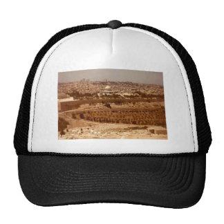 Jerusalem of Gold Cap