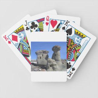 Jerusalem Rocks Bicycle Playing Cards