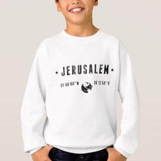 Jerusalem Sweatshirt