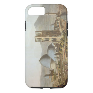Jerusalem with the Church of the Holy Sepulchre, p iPhone 7 Case