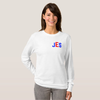JES Monogram Women's Long Sleeve Tee
