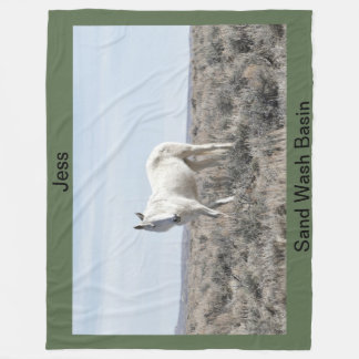 Jess Fleece Blanket