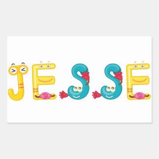 Jesse Sticker