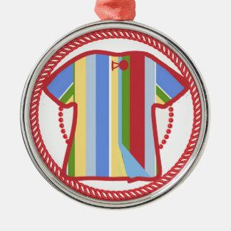 Jesse Tree Joseph Coat Ornament  #1