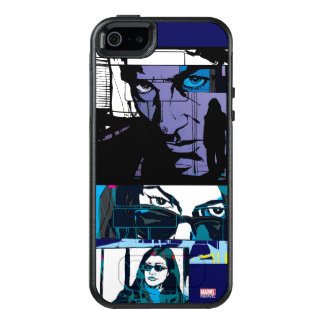 Jessica Jones Comic Panels OtterBox iPhone 5/5s/SE Case
