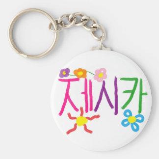 Jessica Key Ring