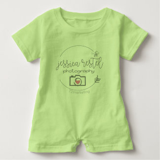 Jessica Restel Photography Baby Romper Infant Baby Bodysuit