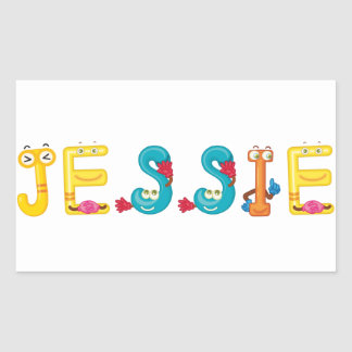 Jessie Sticker