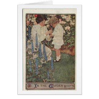 Jessie Willcox Smith, illustrator Card