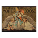 Jessie Willcox Smith's Mother Goose Print
