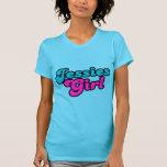 Jessies Girl Flirt 80s Retro Shirts