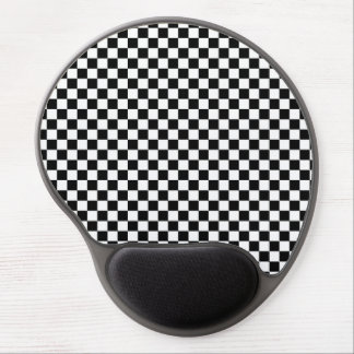 Jester Check Mouse Pad Gel Mouse Pad