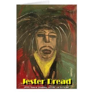 Jester Dread Card