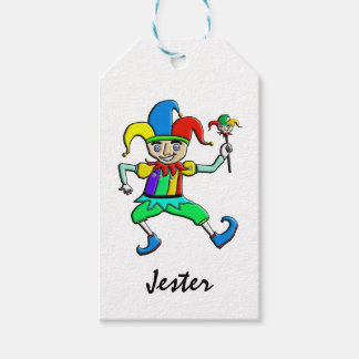 Jester Gift Tags