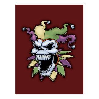 Jester II Postcard