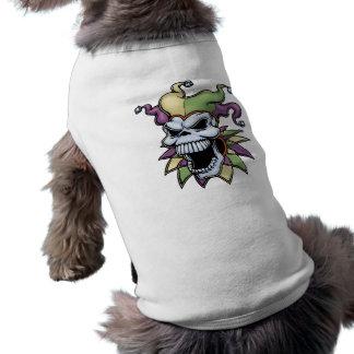 Jester II Sleeveless Dog Shirt