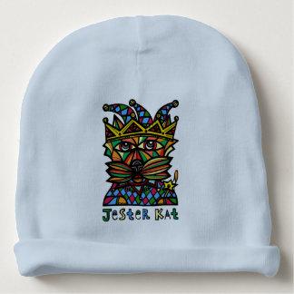 """""""Jester Kat"""" Baby Beanie"""
