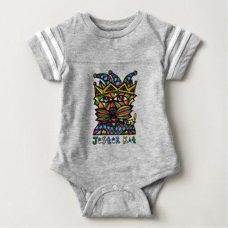 """Jester Kat"" Baby Sport Bodysuit"