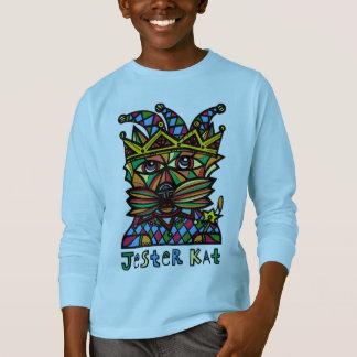 """Jester Kat"" Boys' Long Sleeve T-Shirt"