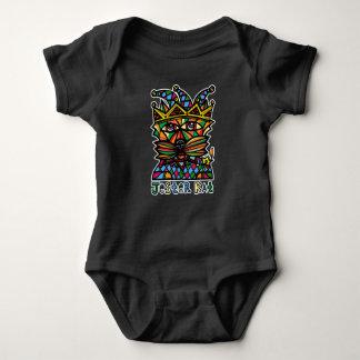 """Jester Kat"" BuddaKats Baby Jersey Bodysuit"