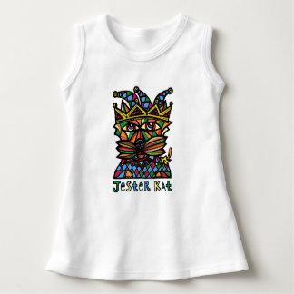 Jester Kat BuddaKats Dress