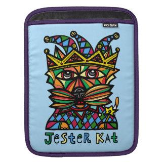 """Jester Kat"" iPad Soft Case"