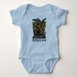 Jester Kat Joker BuddaKats Baby Bodysuit
