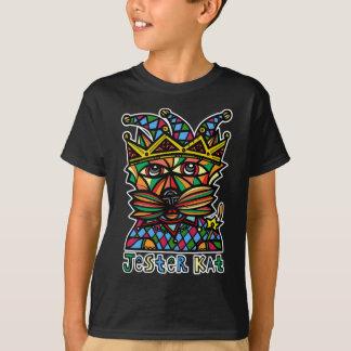 """""""Jester Kat"""" Kids' Hanes TAGLESS® T-Shirt"""