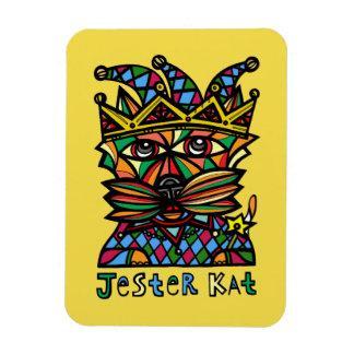 """""""Jester Kat"""" Magnet"""