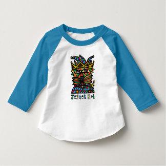 """""""Jester Kat"""" Toddler Raglan T-Shirt"""