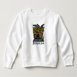 """Jester Kat"" Toddler Sweatshirt"