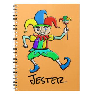 Jester Notebooks