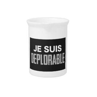 JeSuisDeplorable Pitcher