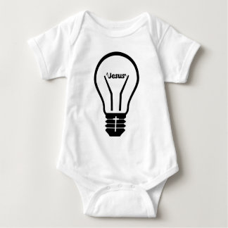JESUS - A GREAT IDEA BABY BODYSUIT