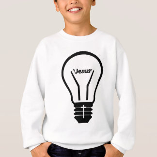 JESUS - A GREAT IDEA SWEATSHIRT