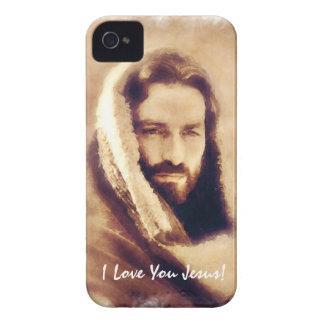 Jesus AA Blackberry Case