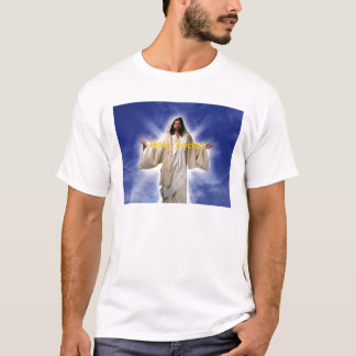 jesus-after-his-resurrection, Jesus Rocks! T-Shirt
